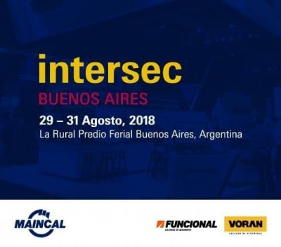 Estuvimos en INTERSEC 2018