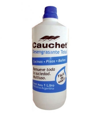 Desengrasante P/diluir Cauchet X1lt Biodegradable