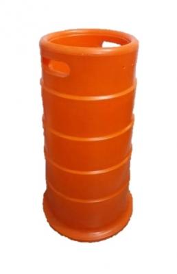 Barril Para Senalizacion Vial 105cm C/ Manijas