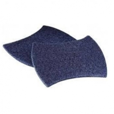 Fibra 3m Azul Extrafuerte # 2000 - No Raya - 12cm X 16cm.