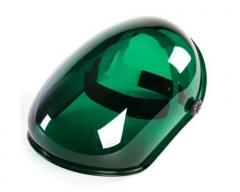 Protector Facial Esfera Verde, Arnes Cremallera.