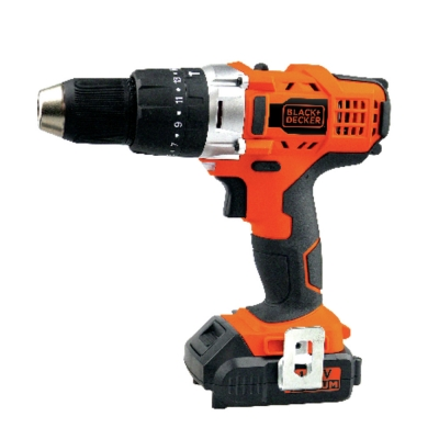 Taladro Percutor Atornillador Inalambrico 13mm 14.4v Black And Decker Hp14