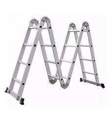 Escalera Multifunción 4x4 Aluminio 4.70mts Pronor