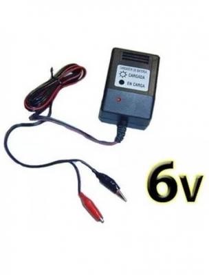 Cargador De Bateria 6 Volt