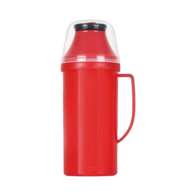 Termo Bona 102 Rojo X 1 L Con Pico Flip Mor