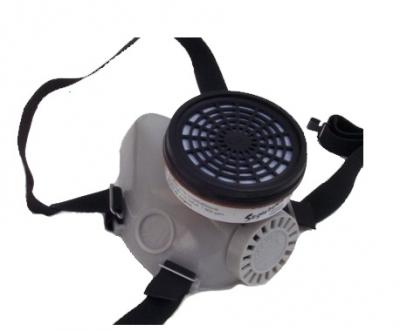 Semimascara Monofiltro Con Arnes Tipo 3m