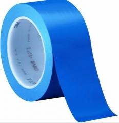 Cinta De Vinilo Demarcatoria Para Pisos 3m 471 Azul 50mm X 30mts