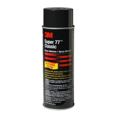 Adhesivo En Aerosol Scotch Super 77 X 710cc/467gr 52813