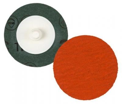 Disco 3m Roloc Fibre Disc 787 Tr, 4 In 120+ 63806