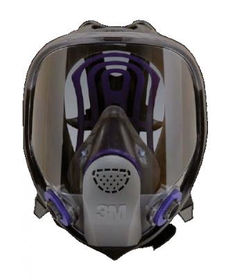 Mascara De Cara Completa Mediana Ff-402
