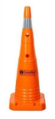 Cono King Cone 1570/1 70cm 2,5kg C/ 1 Reflectivos.
