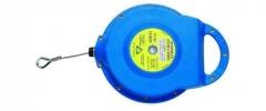 Salvacaidas Caran Retráctil T5 Cable De Acero Galv. 20mts. Caran