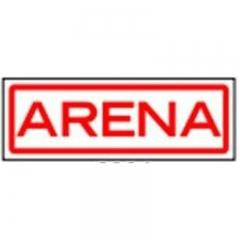 Cartel Linea Autoadhesivos Arena