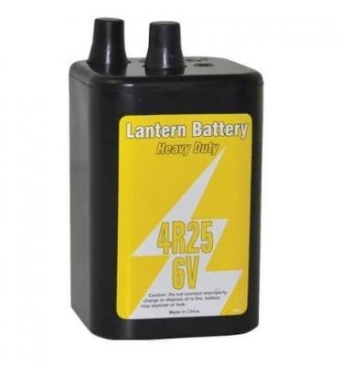 Bateria 6 Volt Descartable Para Faros