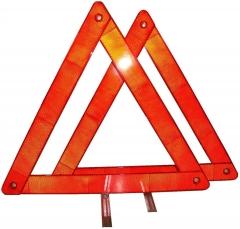 Baliza Triangular Para Automotor