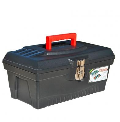 Caja Plastica 17 Pul Cierre Metalico Cf41