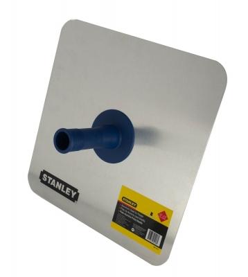 Plato De Aluminio Para Masilla O Yeso 33x33cm  Stanley 95-418 Stanley