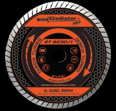 Disco De Widia Gladiator 180 Mm Turbo