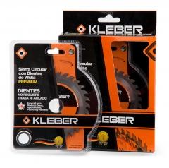Sierra Circular 180mm 24dts Kleber