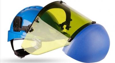 Proteccion Facial Cilindrico Arc-flash H10 Af Libus 903162