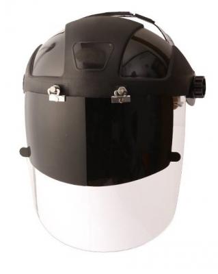 Protector Facial Multiuso Libus Sw5. Para Amolado Y Soldaduras Grado 5