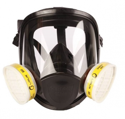 Respirador Cara Completa 9955 Reutilizable