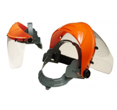 Protector Facial Burbuja Incoloro Std Libus 901386+902438