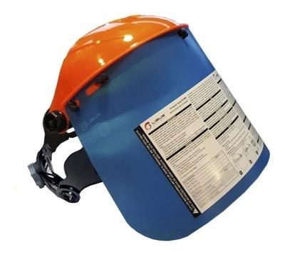 Protector Facial Plano Incoloro Crem. Libus 901543+901383