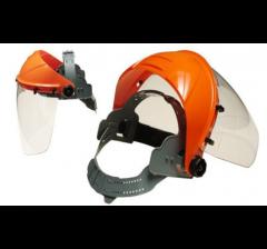 Protector Facial Plano Incoloro Std Libus 901543+902438