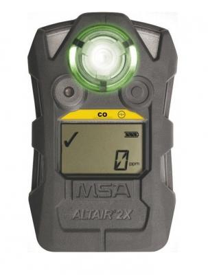 Detector Portátil Monogas Msa Altair 2x Sensor Co Monóxido De Carbono