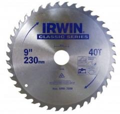 Sierra Circular 9.1/4 Pul (235mm) 30 Dientes Ir15160