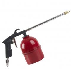 Pistola De Sopletear Metalica Voylet Con Tanque De 600cc
