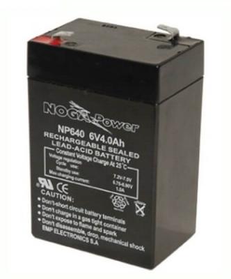 Bateria 6 Volt Recargable