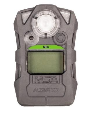 Detector Portátil Monogas Msa Altair 2x Sensor Nh3 Amoniaco