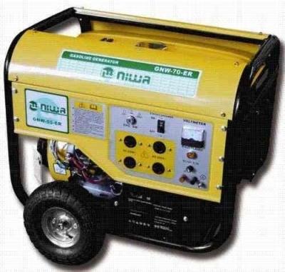 Generador Niwa 7kva 16hp Gnw 70er Monof. 1025700