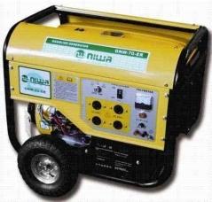 Generador Niwa 7kva 16hp Gnw 73er Trif. 1025703