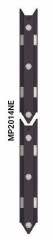 Atenuador Mp2014 50x8,5x2 Cm Con Reflectivo. Conoflex
