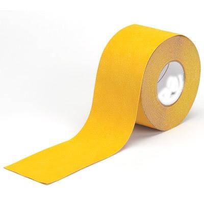 Rollo Cinta Antideslizante Amarilla 50mm X 20mts