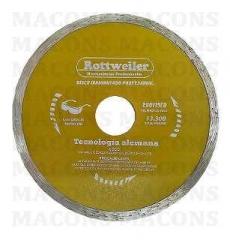 Disco De Widia Continuo Rottweiler 180mm