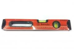 Nivel De Aluminio Con Apoyo Rectificado De 30 Cm