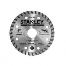 Disco De Widia Stanley 115 Mm Turbo Stanley Sta47450l