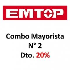 Combo Mayorista Emtop-nº2