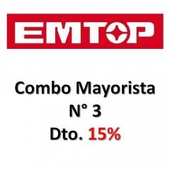 Combo Mayorista Emtop-nº3