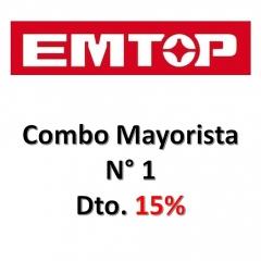 Combo Mayorista Emtop-nº1