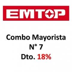 Combo Mayorista Emtop-nº7