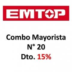 Combo Mayorista Emtop-nº20