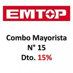 Combo Mayorista Emtop-nº15