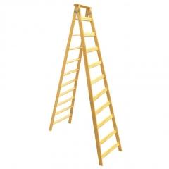 Escalera Pintor Tijera Saligna 10 Escalones Braver