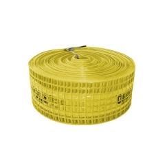 Malla De Advertencia Subterreanea. 30x250mts.ágas-amarillo