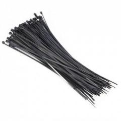Precinto Negro 550x 7,5 Mm Crecchio